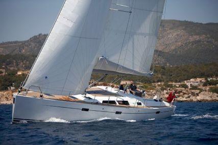 Hanse 470E for sale in Belgium for €165,000 (£146,165)