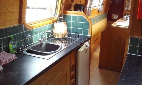 Image of Viking Afloat Cruiser Stern Narrowboat for sale in United Kingdom for £42,950 Worcester Marina, United Kingdom