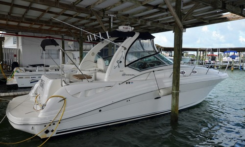 Image of Sea Ray 340 Sundancer for sale in United States of America for $99,950 (£76,391) Clearwater, Florida, United States of America
