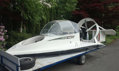 Image of Universal Hovercraft SP UH18-SPW Hoverwing for sale in United States of America for $23,000 (£16,390) Coquitlam, British Columbia, United States of America