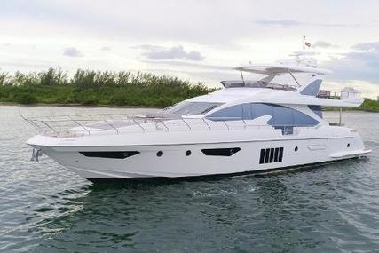 Azimut Yachts 80 for sale in United States of America for $3,400,000 (£2,683,610)