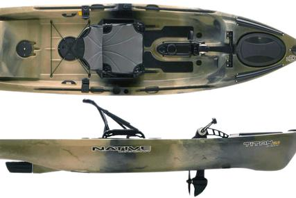 Native Watercraft Titan Propel 10.5 for sale in United States of America for $2,499 (£1,928)