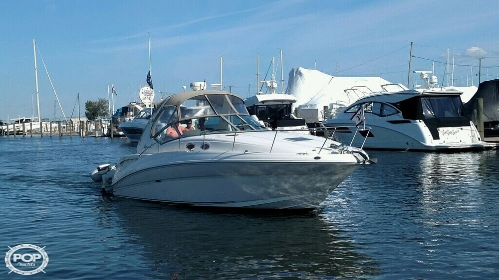 Sea Ray 320 Sundancer For Sale In United States Of America For 99 000