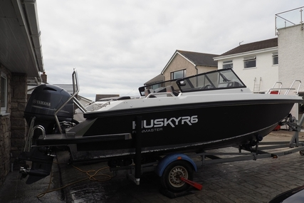 Finnmaster Husky R6 for sale in United Kingdom for £34,995