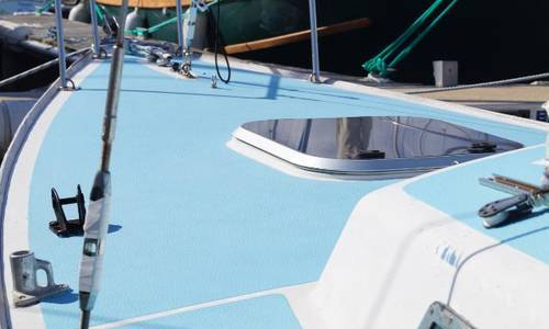Image of Folkboat Nordic for sale in United Kingdom for £10,995 Lymington, United Kingdom