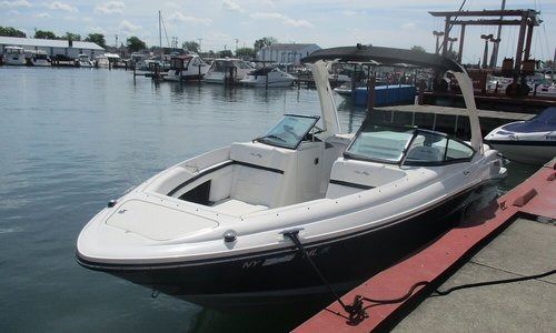 Image of Sea Ray 250 SLX for sale in United States of America for $87,900 (£68,326) North Tonawanda, New York, United States of America