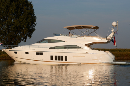 Fairline Squadron 65 for sale in Netherlands for €1,600,000 (£1,430,845)