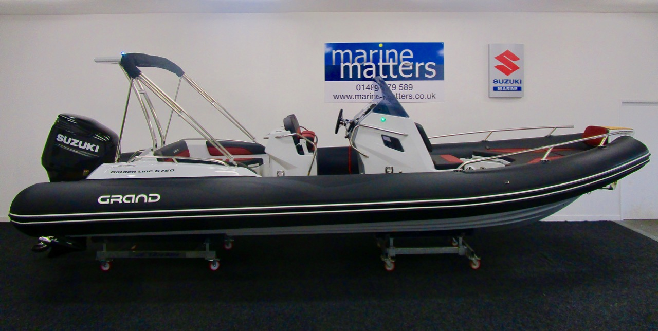 Grand G750 RIB for sale in United Kingdom for £79,995