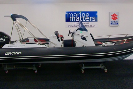 Grand G750 RIB for sale in United Kingdom for £77,995