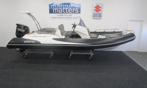 Image of Grand G580 RIB for sale in United Kingdom for £44,995 United Kingdom