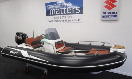 Image of Grand G420 RIB for sale in United Kingdom for £21,995 United Kingdom
