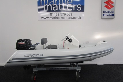 Grand S330 RIB for sale in United Kingdom for £9,495