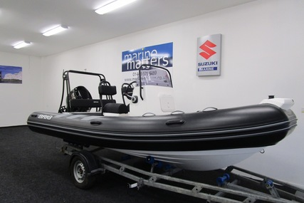 Brig Navigator 520 RIB for sale in United Kingdom for £24,995