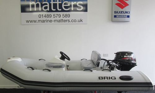 Image of Brig Falcon 330 Tender RIB for sale in United Kingdom for £9,495 United Kingdom