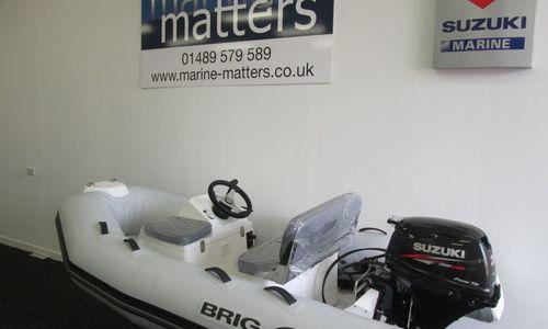 Image of Brig Falcon 300 Tender RIB for sale in United Kingdom for £8,995 United Kingdom