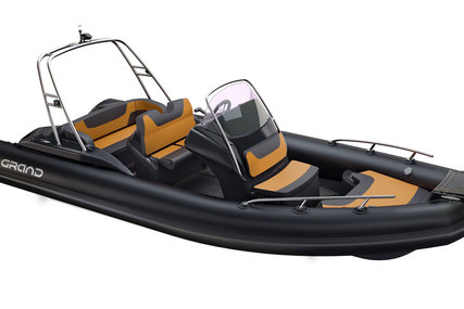 Grand G580 RIB for sale in United Kingdom for £34,495
