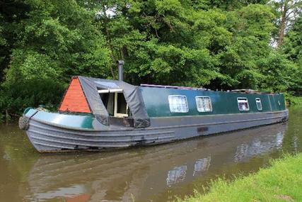 Narrowboat 50' Braunston Trad for sale in United Kingdom for £24,950