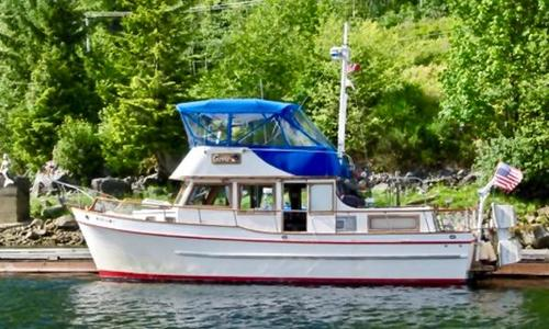 Image of Universal Marine tri-Cabin for sale in United States of America for $39,900 (£31,994) Bremerton, WA, United States of America