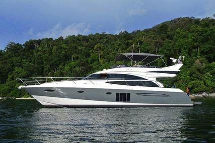Princess 60 fly for sale in Italy for €890,000 (£749,739)