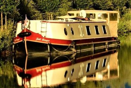 Wide Beam Narrowboat 58'x12' Bluewater Eurocruiser for sale in United Kingdom for £139,950