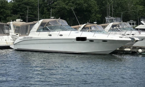 Image of Sea Ray 400 Sundancer for sale in United States of America for $119,000 (£90,480) North Rose, New York, United States of America