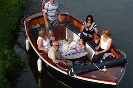 Custom Built Classic Style River Launch for sale in United Kingdom for £18,499