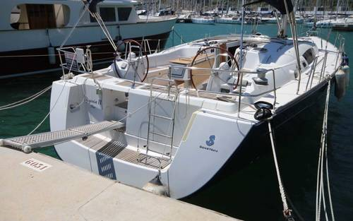 Beneteau Oceanis 54 Yacht For Sale In Spain For 250 000