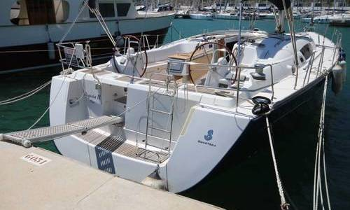 Image of Beneteau Oceanis 54 Yacht for sale in Spain for €250,000 (£228,294) Port Ginesta, Barcelona, Spain