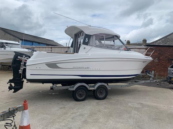 Beneteau Antares 6 80 For Sale In United Kingdom For 29 995