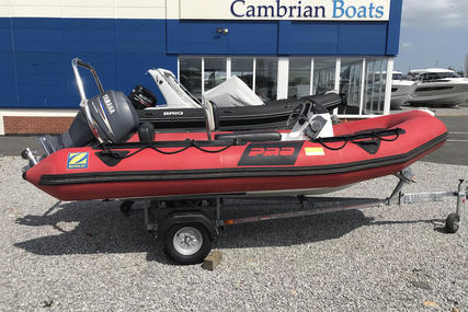 Zodiac Pro 9 Man for sale in United Kingdom for £7,995
