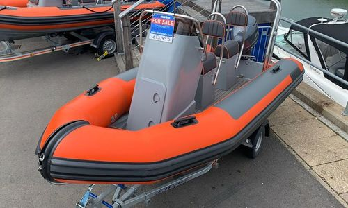Image of Ballistic 4.2m Club Series for sale in United Kingdom for £13,495 South East, United Kingdom