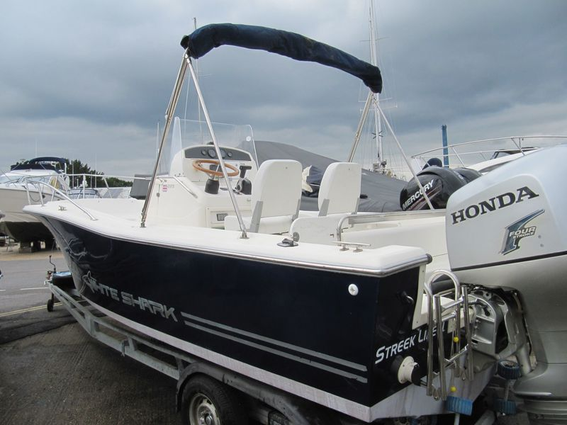 White Shark boats for sale