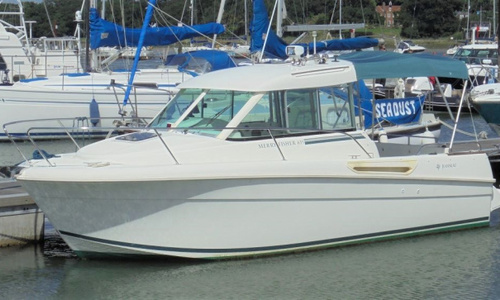 Image of Jeanneau Merry Fisher 655 for sale in United Kingdom for £27,500 River Hamble, United Kingdom
