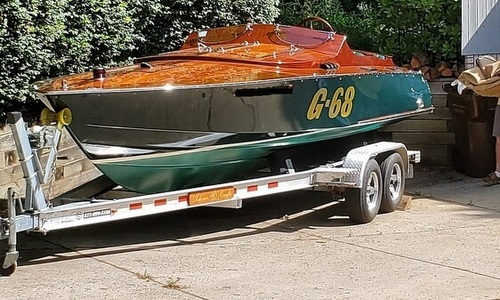 Image of Adams Craft G68 for sale in United States of America for $66,900 (£48,043) Shelby Township, Michigan, United States of America