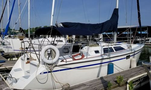 Image of Hunter 33.5 for sale in United States of America for $24,800 (£19,302) Grand Prairie, Texas, United States of America