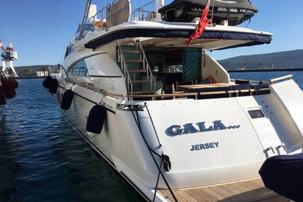 Fairline Squadron 78 for sale in Italy for €1,395,000 (£1,256,338)