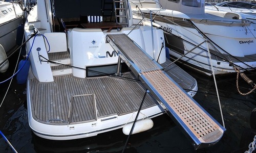 Image of Jeanneau Prestige 50 Fly for sale in Turkey for €285,000 (£255,134) Turkey