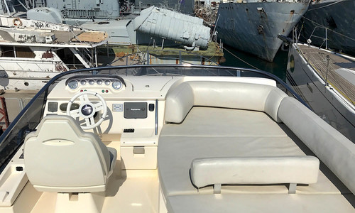 Image of Azimut Yachts 47 for sale in Montenegro for €439,131 (£390,996) Montenegro