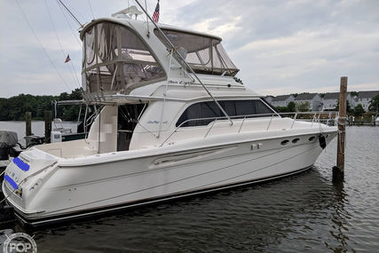 Sea Ray 480 Sedan Bridge for sale in United States of America for $194,900 (£149,423)