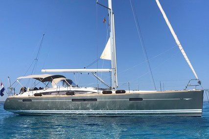 Jeanneau Sun Odyssey 53 for sale in Spain for €325,000 (£278,349)
