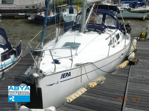 Jeanneau Sun Odyssey 35 Lifting Keel for sale in United