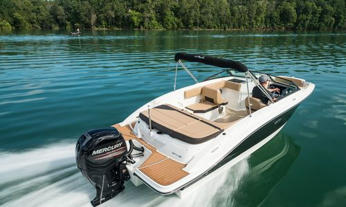 Image of Sea Ray SPX 210 OB for sale in United Kingdom for £46,500 Brightlingsea, United Kingdom