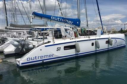 Outremer 51 for sale in France for €840,000 (£716,785)
