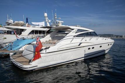Princess V58 for sale in France for £279,000
