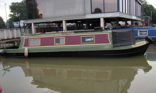 Image of Cruiser Stern Narrrowboat for sale in United Kingdom for £17,500 Hilperton Marina, United Kingdom