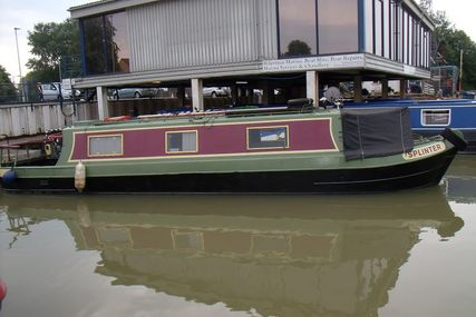 Cruiser Stern Narrrowboat for sale in United Kingdom for £17,500