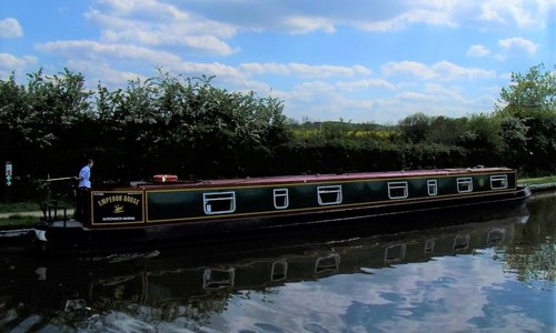 Image of Alvechurch Boat Centre Semi Traditional Stern Narrowboat for sale in United Kingdom for £42,950 Alvechurch Marina, United Kingdom
