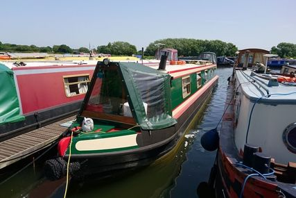 Amber Boats Semi Traditional Stern Narrowboat for sale in United Kingdom for £69,500