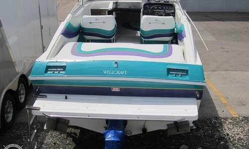 Image of Wellcraft Nova 23 Spyder for sale in United States of America for $15,750 (£11,384) Roseville, Michigan, United States of America