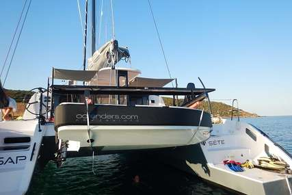 Outremer 4X for sale in France for €895,000 (£763,717)